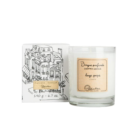Lothantique 190g Scented Candle Linen