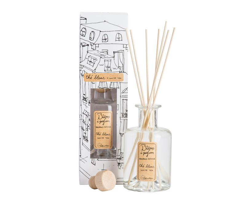 Lothantique 200mL Fragrance Diffuser White Tea