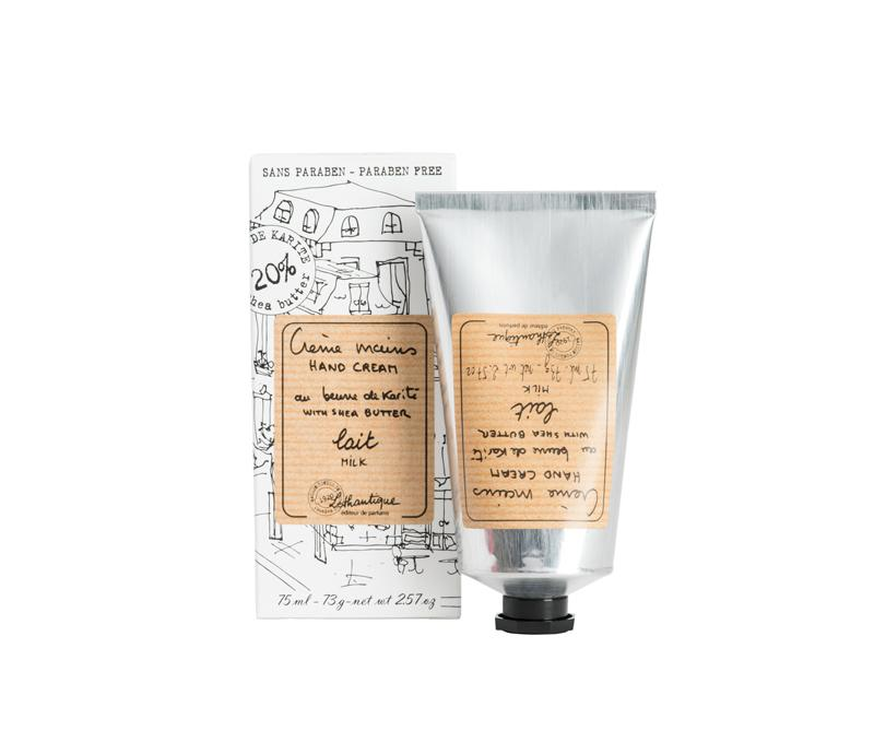 Lothantique 75mL Hand Cream Milk