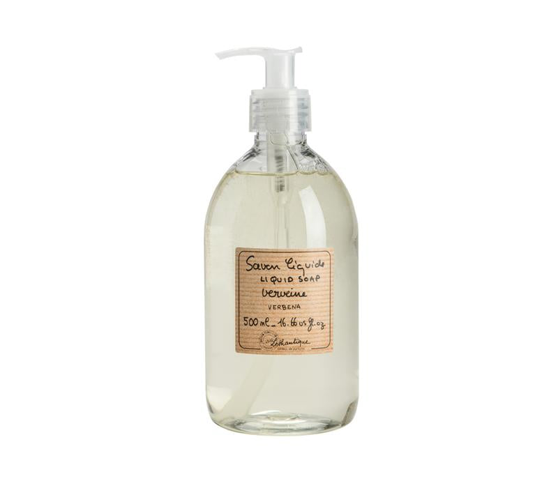 Lothantique 500mL Liquid Soap Verbena - Lothantique USA