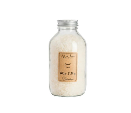 Lothantique 600g Bath Salts Milk - Lothantique USA