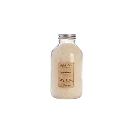 Lothantique 600g Bath Salts Grapefruit