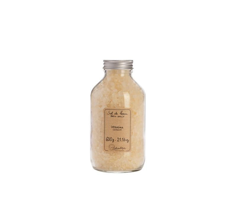 Lothantique 600g Bath Salts Verbena