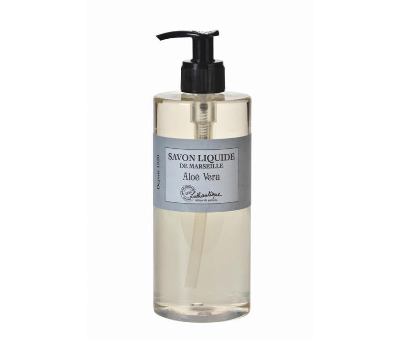 Le Comptoir 500mL Liquid Soap Aloe Vera - Lothantique USA