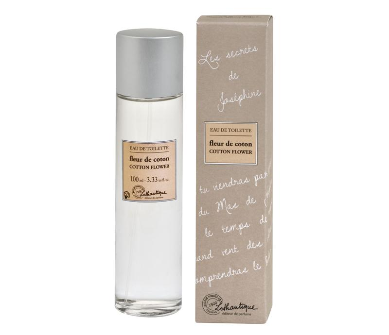 Les Secrets de Josephine 100mL Eau de Toilette Cotton Flower