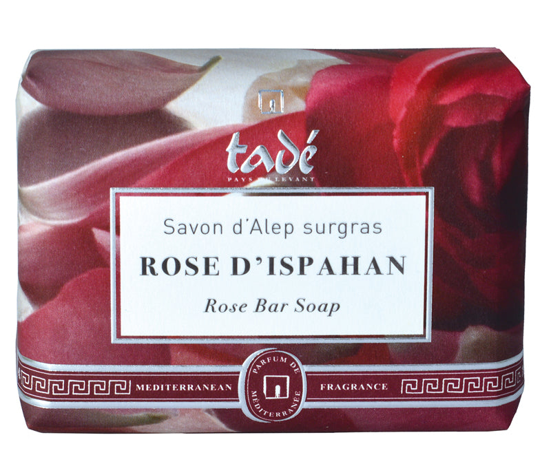 Tadé Mediterraneé Rose Bar Soap 100g