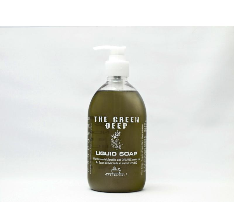 Waterl'eau The Green Deep Liquid Hand Soap