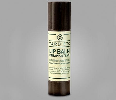 Yard ETC. Pineapple Lip Balm 10mL