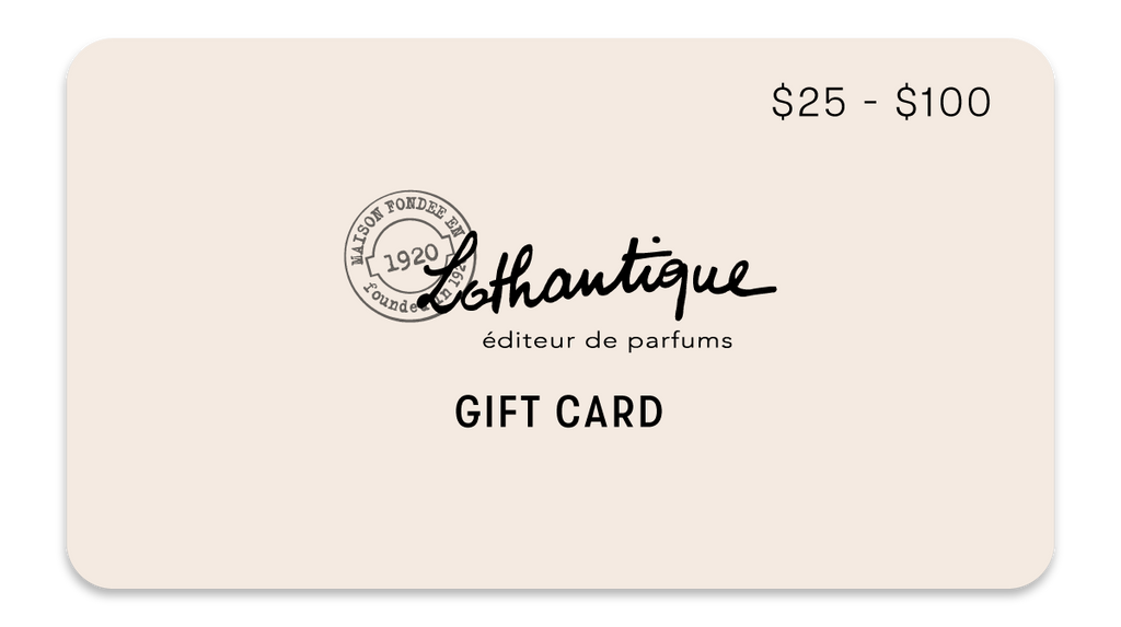 Lothantique Gift Card
