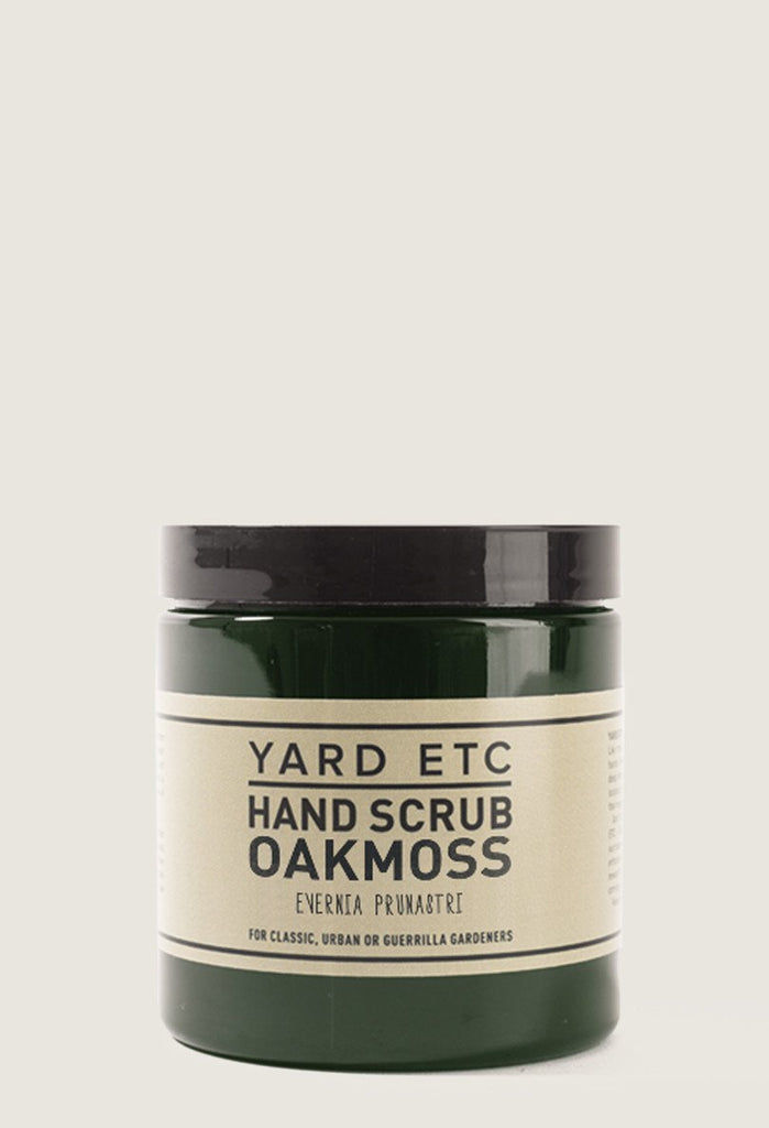Yard ETC. Hand Scrub Oak Moss 250ml
