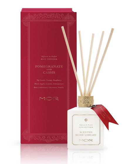 MOR Pomegranate & Cassis Reed Diffuser