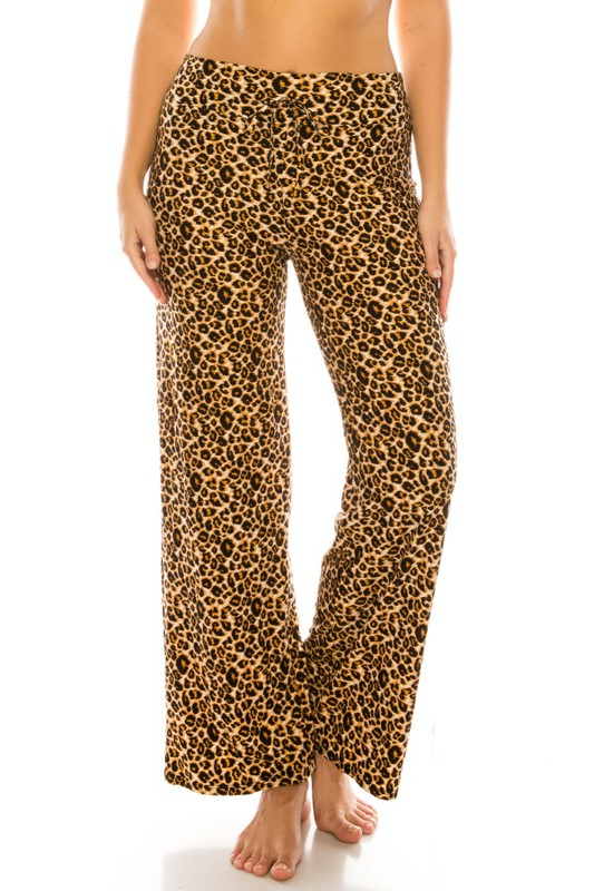 Leggings Depot Pajama Bottoms