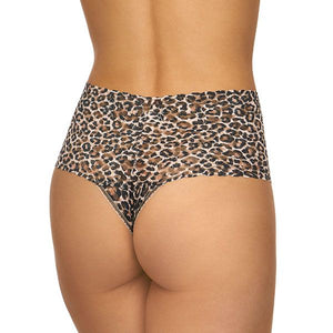 Hanky Panky Classic Leopard  Retro Thong