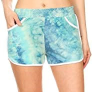 Leggings Depot Mid-rise Short