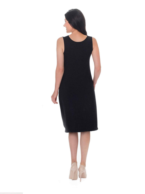 Duffield Design LUX Back2Front Tank Dress
