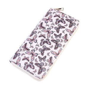 Riah Fashion Butterfly Wallet