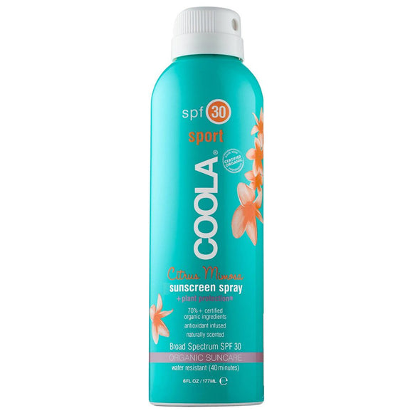 COOLA  Body SPF 30 Suncreen Spray
