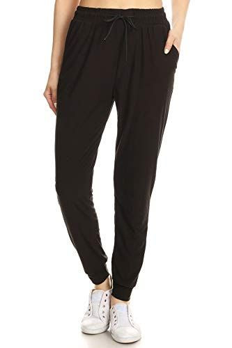 Leggings Depot Drawstring Lounge Pants