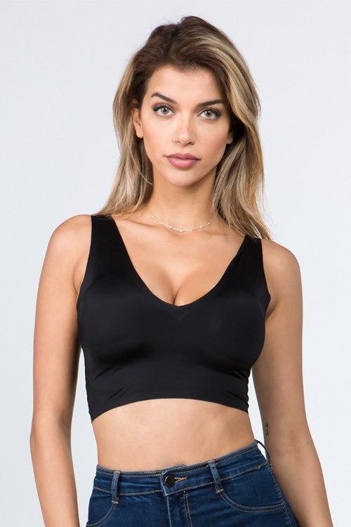 Anemone Wireless Seamless Bra (Nude)