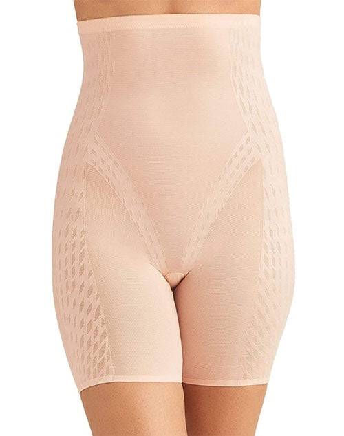 Wacoal Elevated Allure Shapewear, Hi-Waist, Long-Leg Shape Brief