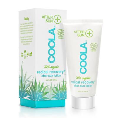 COOLA ER+ Radical Recovery After-Sun Lotion 180ml