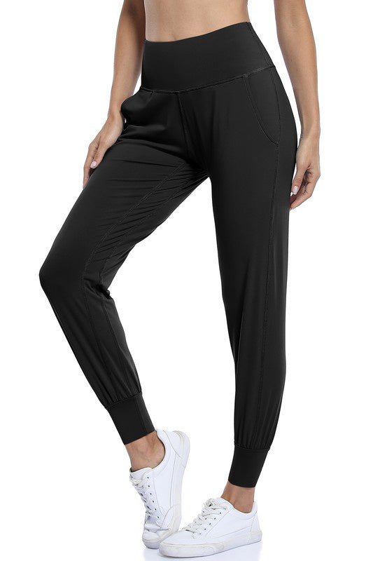 Charmo Women's Lightweight Joggers Pants with Pockets