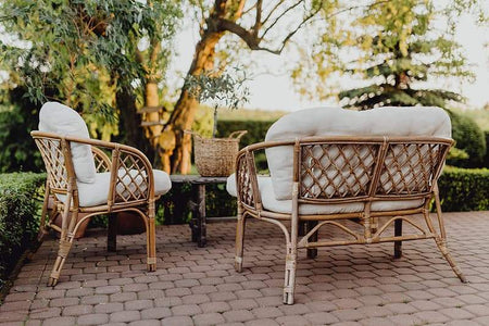 A GUIDE TO CARING FOR YOUR OUTDOOR FURNITURE