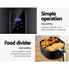 Devanti 7L Oil Free Air Fryer - Black