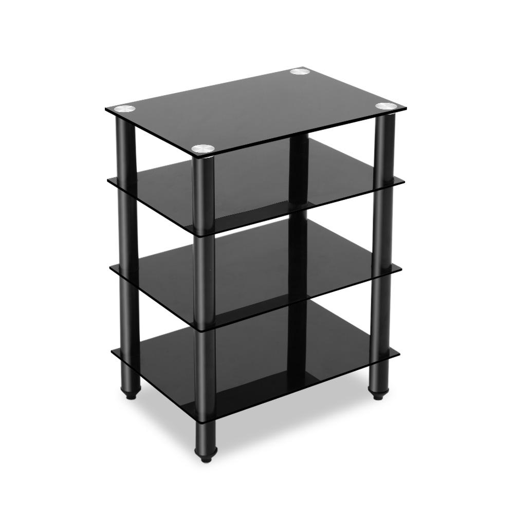 Artiss 4 Tier TV Media Stand - Pizzazz Hub