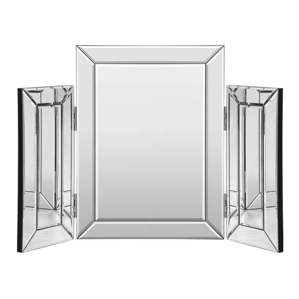 Artiss Mirrored Makeup Dressing Table - Pizzazz Hub