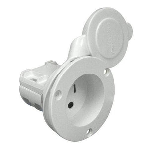 ProMariner AC Plug Holder - White