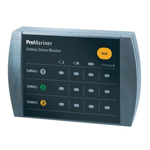 ProMariner Remote Bank Status Monitor Mite/Sport/Tournament