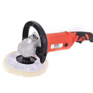 "7"" Car Polisher 6 Variable Speed Buffer Waxer Sander Detail Boat w/Accessories"