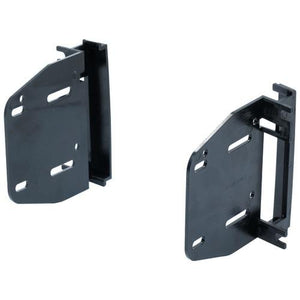 Best Kits In-dash Installation Kit (chrysler And Dodge And Jeep 2007-2013 Double-din Brackets) (pack of 1 Ea)