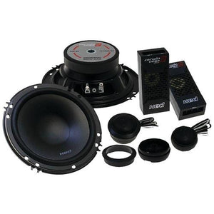 "Cerwin-vega Mobile Xed Series 5.25"" 300-watt 2-way Component Speaker System (pack of 1 Ea)"