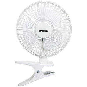 "Optimus 6"" Personal Clip-on Fan (pack of 1 Ea)"
