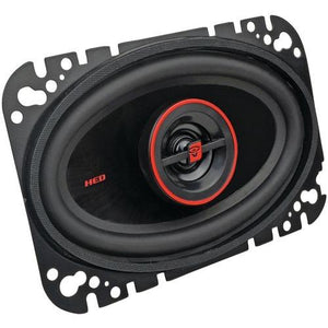 "Cerwin-vega Mobile Hed Series 2-way Coaxial Speakers (4"" X 6"", 275 Watts Max) (pack of 1 Ea)"