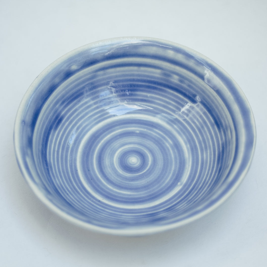 Blue + White | Ring Dish