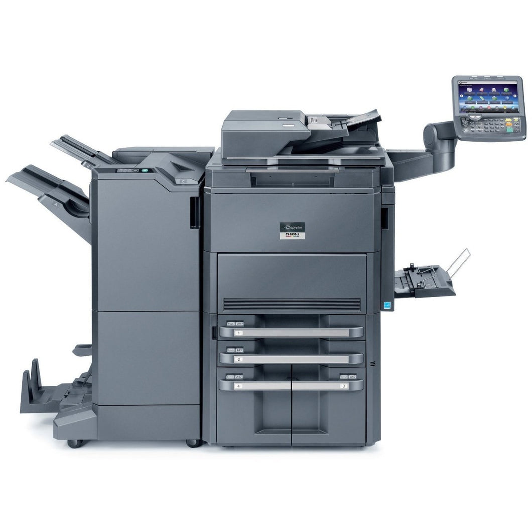 6551ci Color Laser Multi-Functional Printer