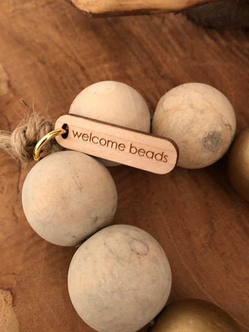 Welcome Beads handmade in the Lowcountry of South Carolina