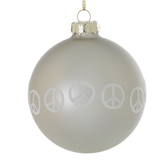 "Christmas - Peaceful 3"" Ornament"
