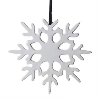 Christmas - Snowland Ornaments  White