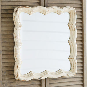 "Mirror 20"" (hang or use as a tray)"