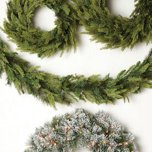 Christmas Garland - Mixed Pine and Cedar