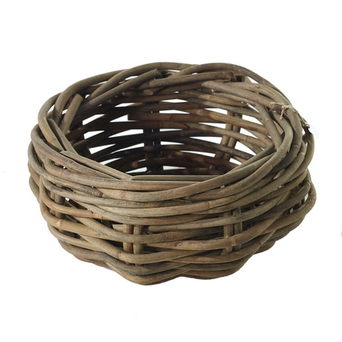 "Basket - Cabana Bowl Natural 17""x7.5"""
