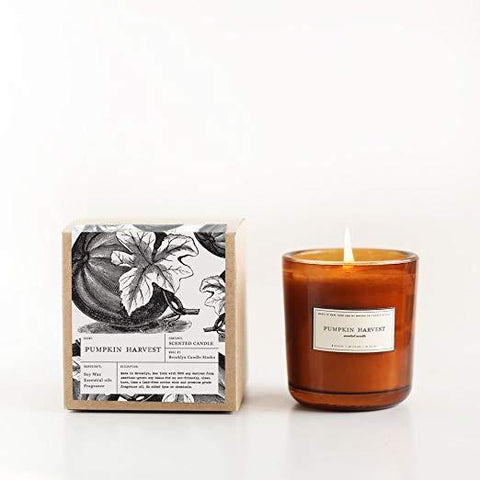 Pumpkin Harvest Scented Candle