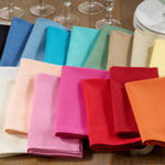 Napkin, Solid Cotton