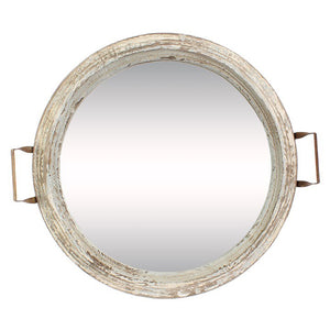 Mirror - Distressed (TRAY OR HANG)