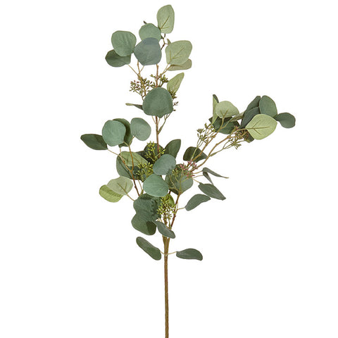 "Greenery - Eucalyptus 31"" stem"