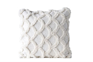 Pillow - Cotton Chenille Scalloped